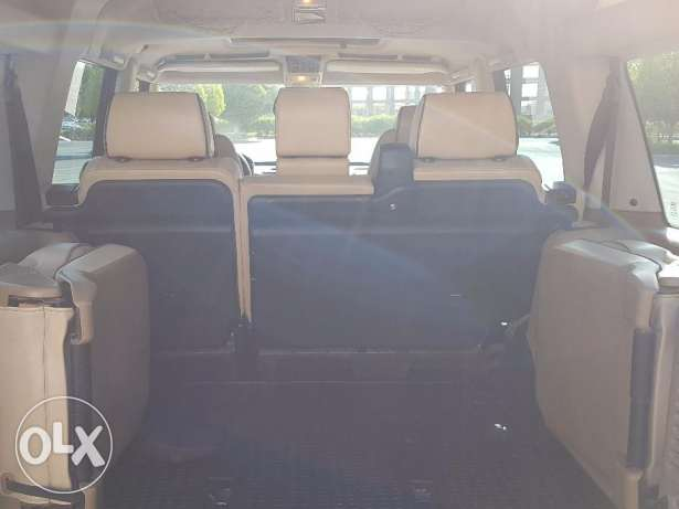 LAND ROVER DISCOVERY 2003 double roof full option with leather seats مسقط -  7