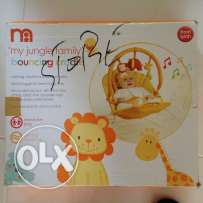 Interactive baby chair