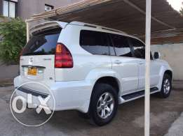 Lexus Gx470 model 2004 very clean and well maintained