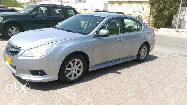 2012 AWD legacy with OTE history & low mileage