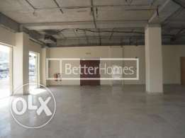 Commercial For Rent in Ruwi 217sqm. for only 1085 OMR!!