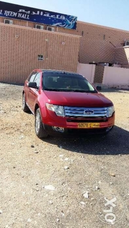 FORD EDGE SEL AWD - 2007 Model good maintain expect used.