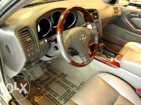 Lexus GS300 White Color مسقط -  3