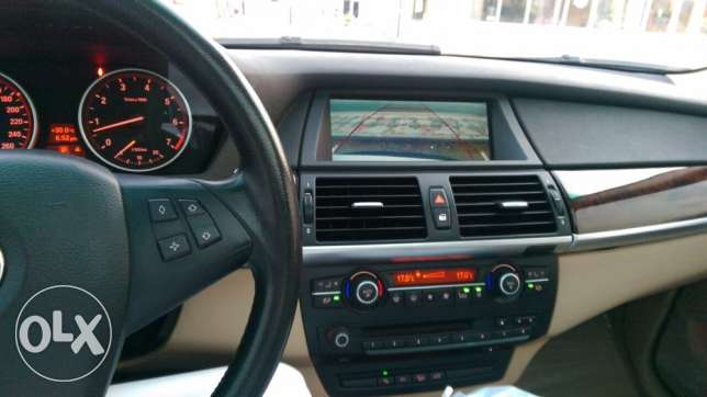 BMW X5 model 2007 for argent sale عبري -  4