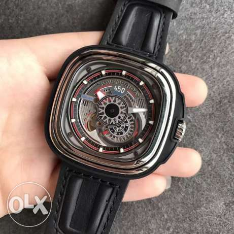 SevenFriday watches. - Genuine Engine
