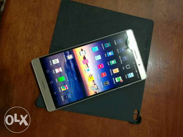 Huawei P8 max mobile in best condition مسقط -  1