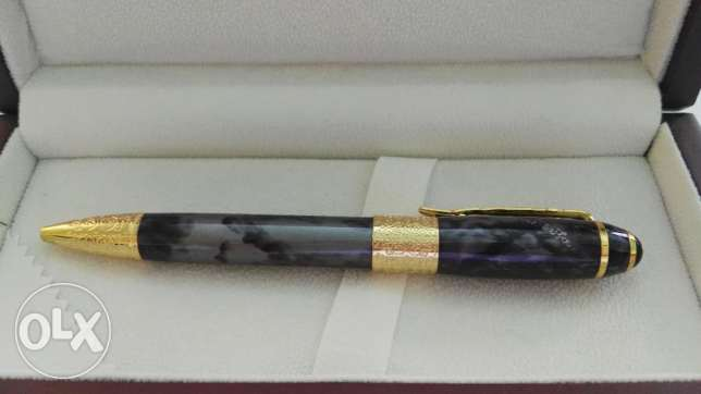قلم مونت الفاخر - mont luxury pen مسقط -  1