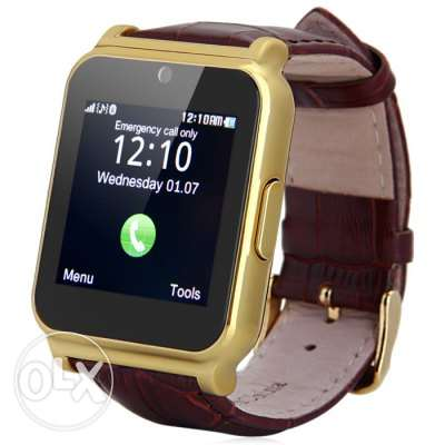 W90 Smart Watch Phone - GOLDEN SIM Bluetooth Camera مسقط -  6