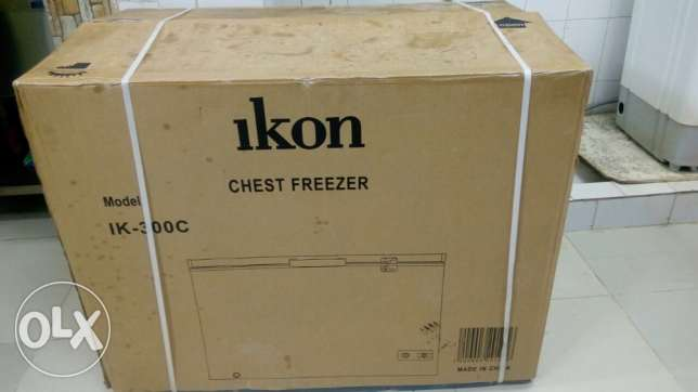 Brand new unused packed freezer for sale