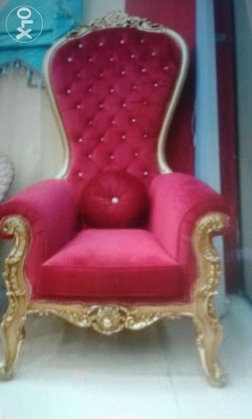Amazing Luxury throne chairs for sale.