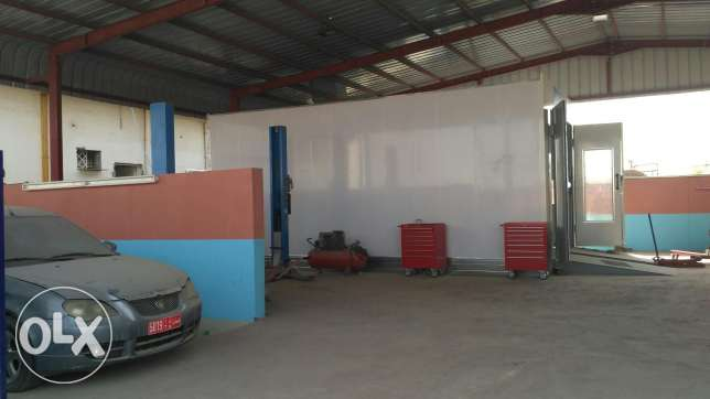 Garage for RENT in Mabillah 7 Industrial Area