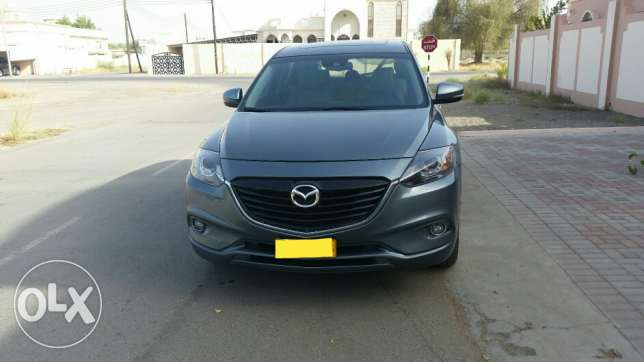 for sale Mazda CX-9 2013 Luxury 68000 Km, Excellent Condition مسقط -  1