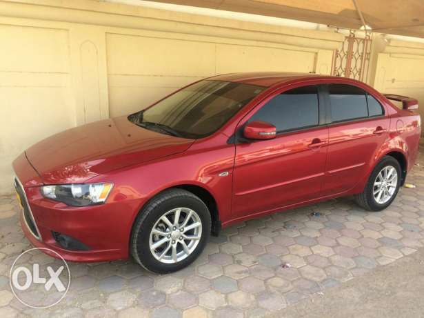 75 OMR monthly/ 2015 lancer 2.0 full automatic mileage 13,000 only