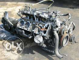 Mercedes Benz 500 SEL and 300 TE engines for sale