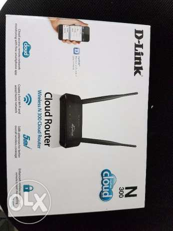 Dlink wifi router modem brand new