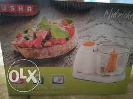 Usha nutrichef mini chopper