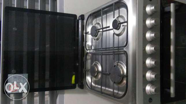 Supra japanese gas cooker with inbuilt oven. مسقط -  3