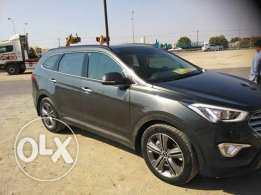Hyundai In very good condition only in family used. Hyundai Santafee Grand