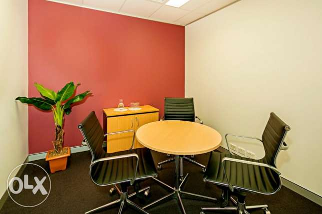 Furnished Office - Spaces in Muscat
