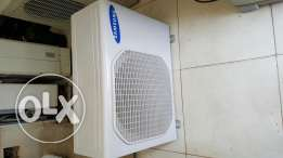 Sumsing a.c 1.5 ton 4 month use just ..80 r.o. gasaa remote totel