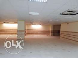 Basement for Rent in Muttrah Area = 400 Sq.m Rent = RO 7/Sq.m