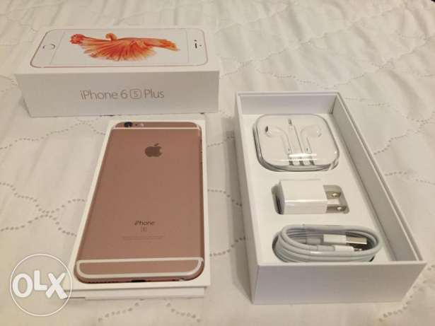 FACTORY UNLOCKED Apple iPhone 7 256GB Rose Gold Smartphone AT&T T-MOBI