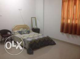Room for Rent in Al Khoud souk with attached Bath - 110 OR