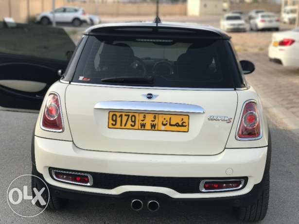 Mini coper s for sale2012
