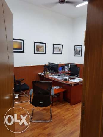 Wonderful Office Space for Rent in Azaiba, 18th November Street بوشر -  2
