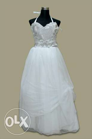 Bridal Gown by Iron Fashion Clothing