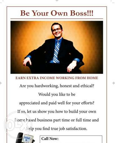 Earn extra income working from your home for an American company