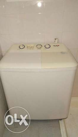 Washing machine & Recevier (DTH) FOR SALE مسقط -  2