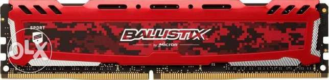 Ballistix Sport LT 4GB Single