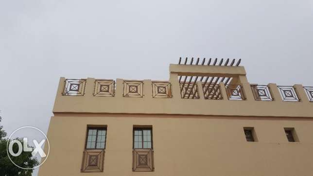 ah120 Brand new villa for rent in al hail