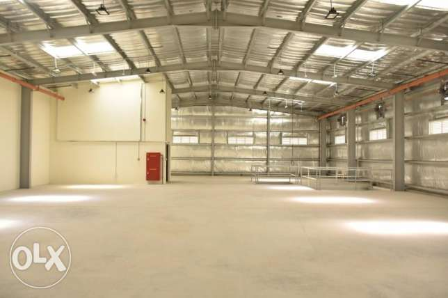 Warehouse and Labour accommodation for Rent in MIsfat