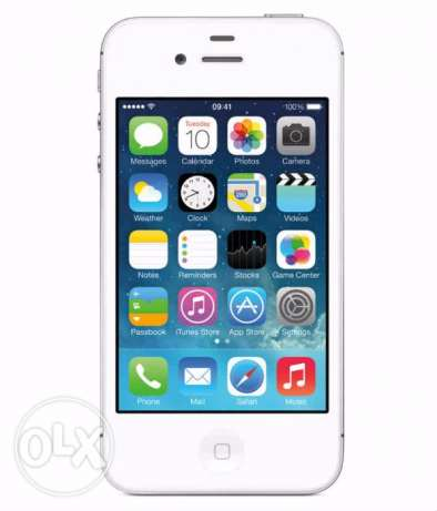 iphone 4S 64 GB for sale مسقط -  1