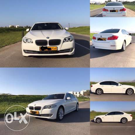 BMW very clean 523 model 2011 مسقط -  1
