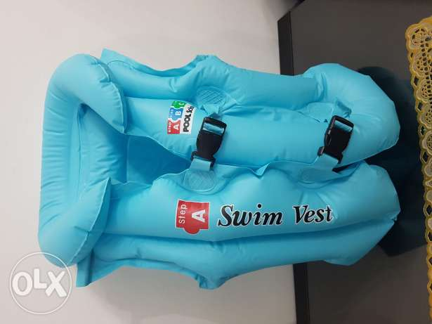 Kids swimming vest