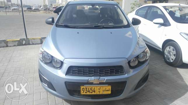 Chevrolet Sonic 2012 sell for cash