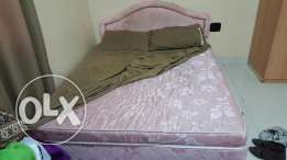 Double-sized bed with metres location ansab