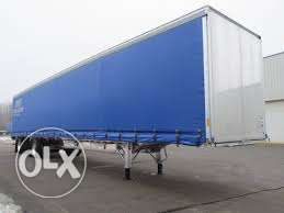 brand new curtain sider trailer for sale at lowest price in oman