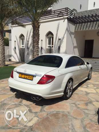 Mercedes CL55 AMG 2008 excellent condition top range مسقط -  3