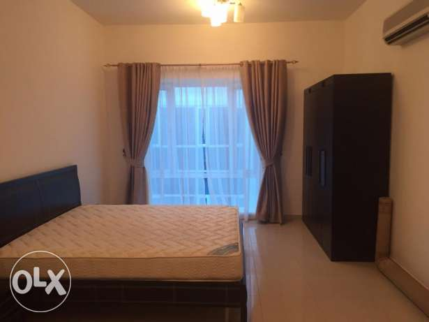 Furnished 2BHK Flat for Rent in Bareeq al Shatti, Qurum