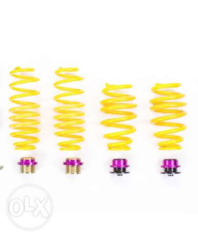 BMW M3/M4 - KW suspension coilover conversion spring kit for OE damper