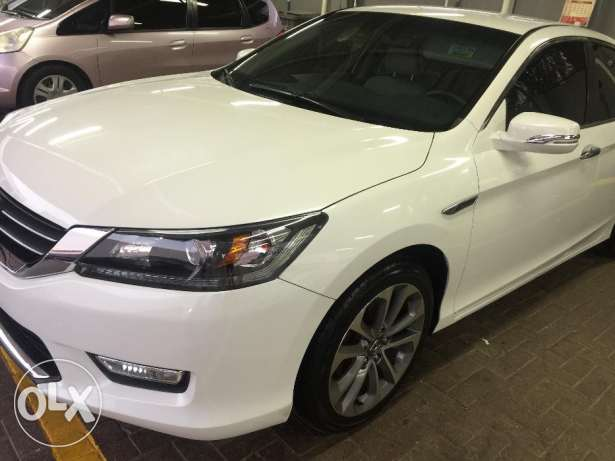 Honda Accord 2015/sport edition.