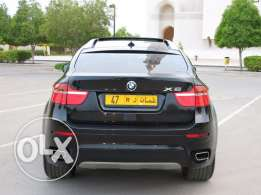 BMW X6 2009 in good condition for sale only