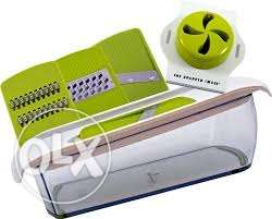 iman mandolin 3 in 1 vegetable and fruits cutter
