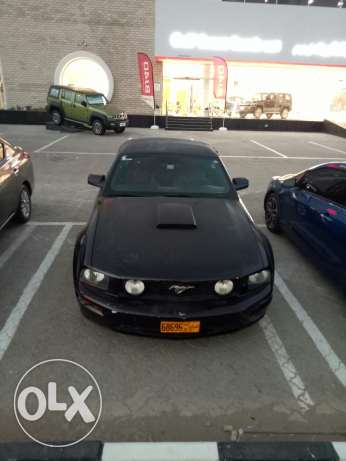 Mustang 2008 manual Oman showroom purschased and maintained