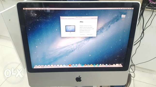 I mac for sale very good condition