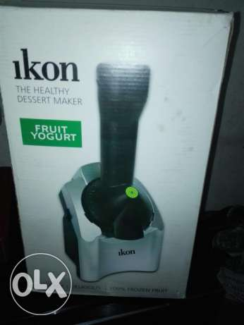 Ikon ice cream maker